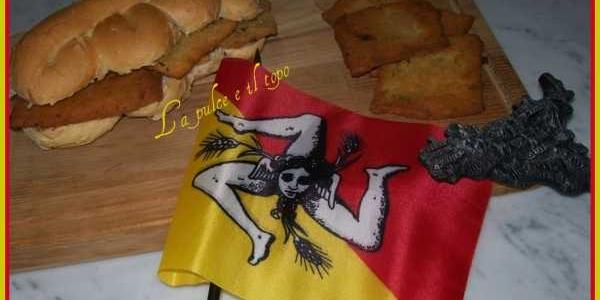 Pane e panelle, ricetta storica Palermitana