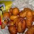 Crispelle con le acciughe e la ricotta, Street Food Catanese