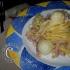 Spaghetti prosciutto e melone